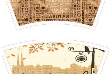 تولید لیوان کاغذی با کیفیت